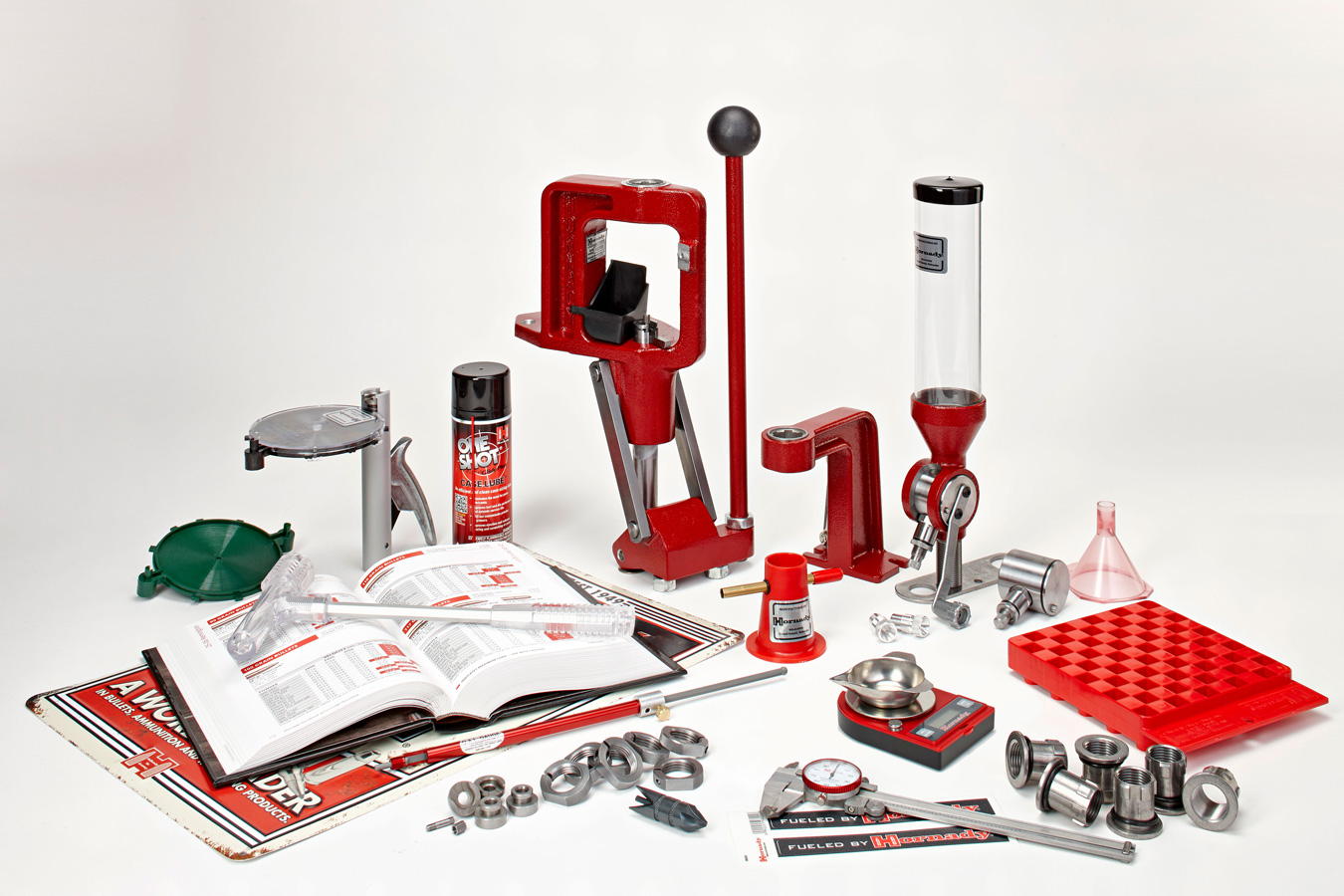 Reloading kit from Hornady